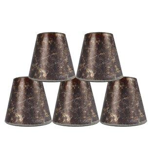 5 Mica Bell Candelabra Shade (Set of 5)