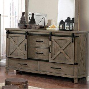 Ashly 4 Drawer Combo Dresser By Gracie Oaks