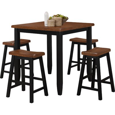 Simmons Casegoods Ruggerio 5 Piece Counter Height Pub Table Set by Darby Home Co