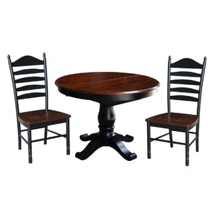 Leroy 3 Piece Dining Set