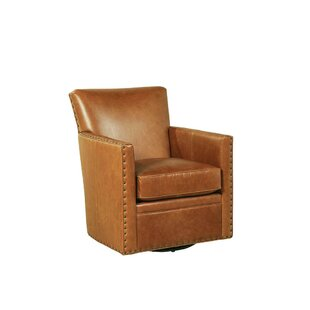Eastgate Swivel Club Chair by Loon Peak