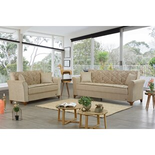 Best Choices Mccleskey Sleeper Living Room Set by Red Barrel Studio Reviews (2019) & Buyer's Guide
