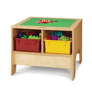 KYDZ Building Table - Lego® Compatible by Jonti-Craft