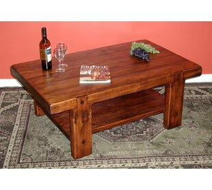 Russian River Coffee Table by 2 Day Designs, Inc Discount