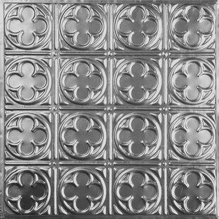 "24"" x 24"" Metal Wall Paneling"