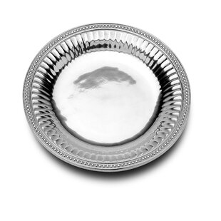 Round Non-Stick Au Gratin Dish Flutes and Pearls