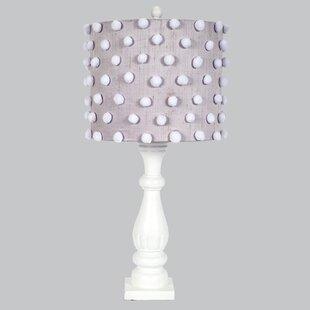 Shabby Elegance 26.5 Table Lamp