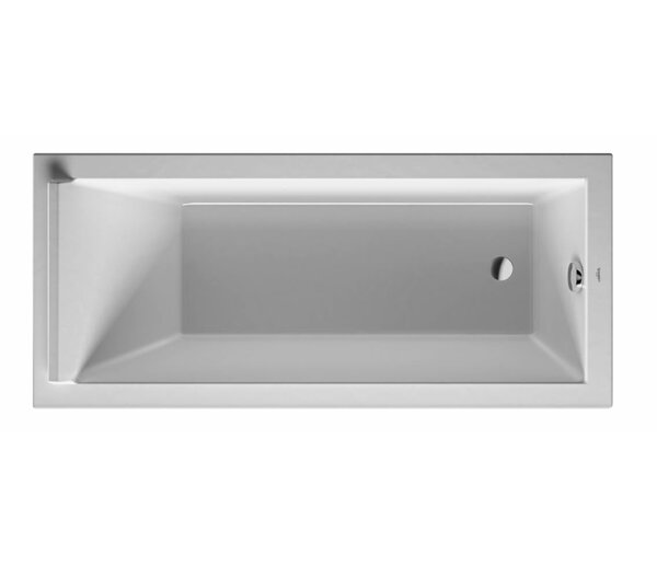 700335000000090 Duravit Starck Bathtub New