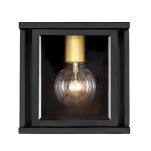 Online Reviews Wegener Outdoor Flush Mount By George Oliver