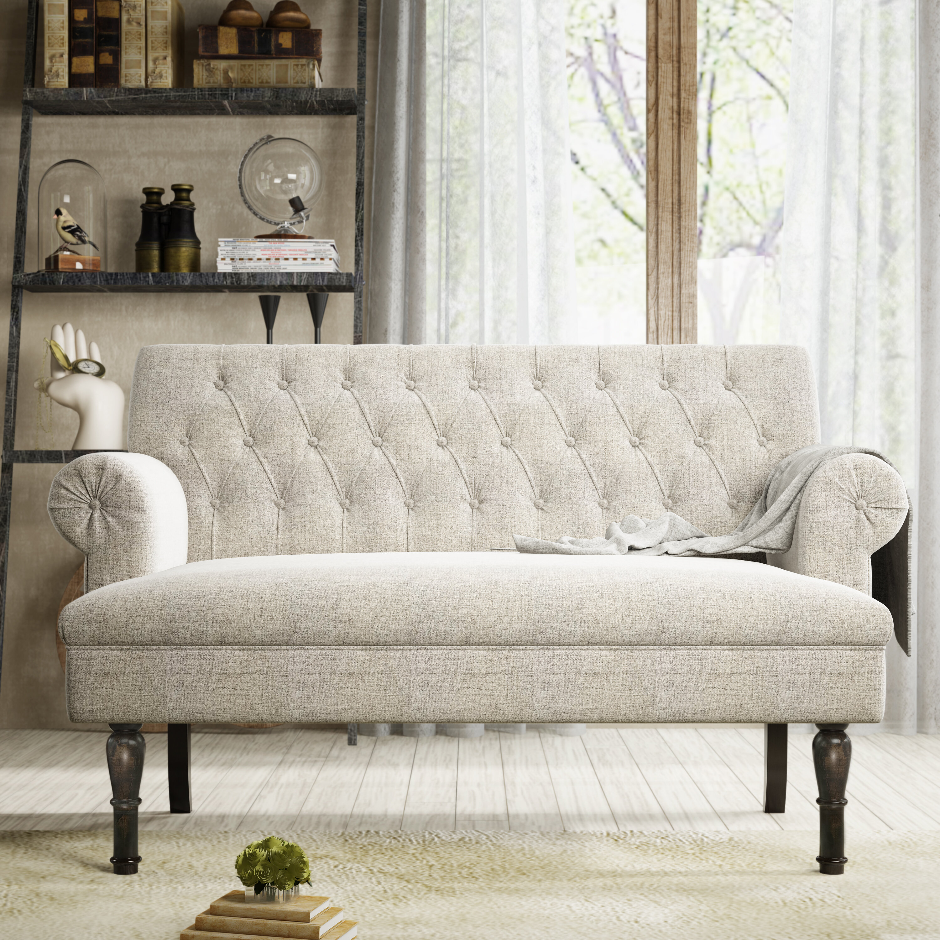 Big Tall Traditional Office Sofas Loveseats You Ll Love In 2021 Wayfair