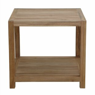 Glenmore Wooden Side Table
