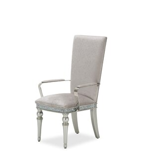 Melrose Plaza Upholstered Dining Chair Michael Amini