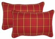 Gorbold Outdoor Lumbar Pillow (Set of 2)
