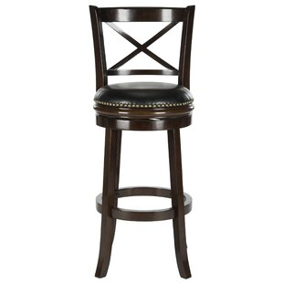 Online Reviews Galgano 29 Swivel Bar Stool by Charlton Home Reviews (2019) & Buyer's Guide