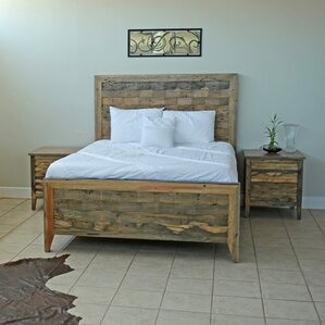 Holborn Panel Bed by Rosecliff Heights