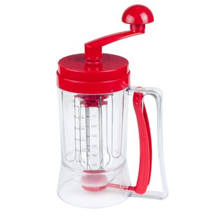 Batter Dispenser 1 Speed Hand Mixer by Chef Buddy Cool