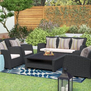 Valetta 7 Piece Sofa Set with Cushions