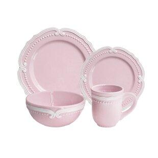 Save  sc 1 st  Wayfair & Pink Dinnerware Sets Youu0027ll Love | Wayfair