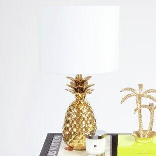 Inexpensive Cara Pineapple 22 Table Lamp By Willa Arlo Interiors