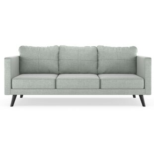 Coutu Mod Velvet Sofa by Corrigan Studio Today Only Sale