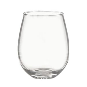 15 Oz. Stemless Wine Glass (Set of 8)