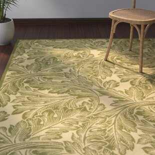 Amaryllis Natural/Olive Indoor/Outdoor Area Rug