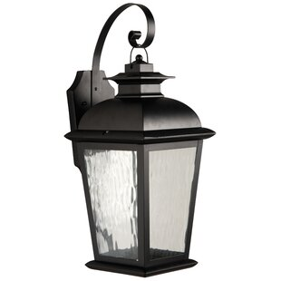 Searching for Staggs 1-Light Outdoor Wall Lantern By Red Barrel Studio
