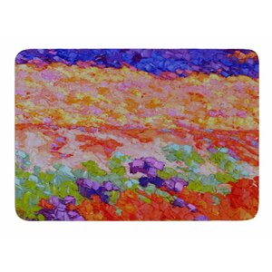 Earthly Delights by Jeff Ferst Memory Foam Bath Mat
