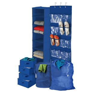 Great Price 8 Piece Back-to-School Hanging Organizer ByHoney Can Do
