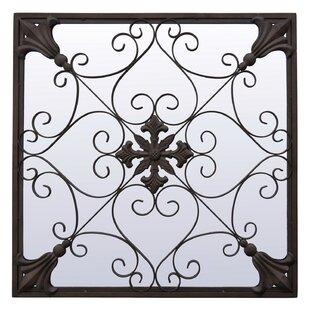 Astoria Grand Linch Decoration Wall Accent Mirror