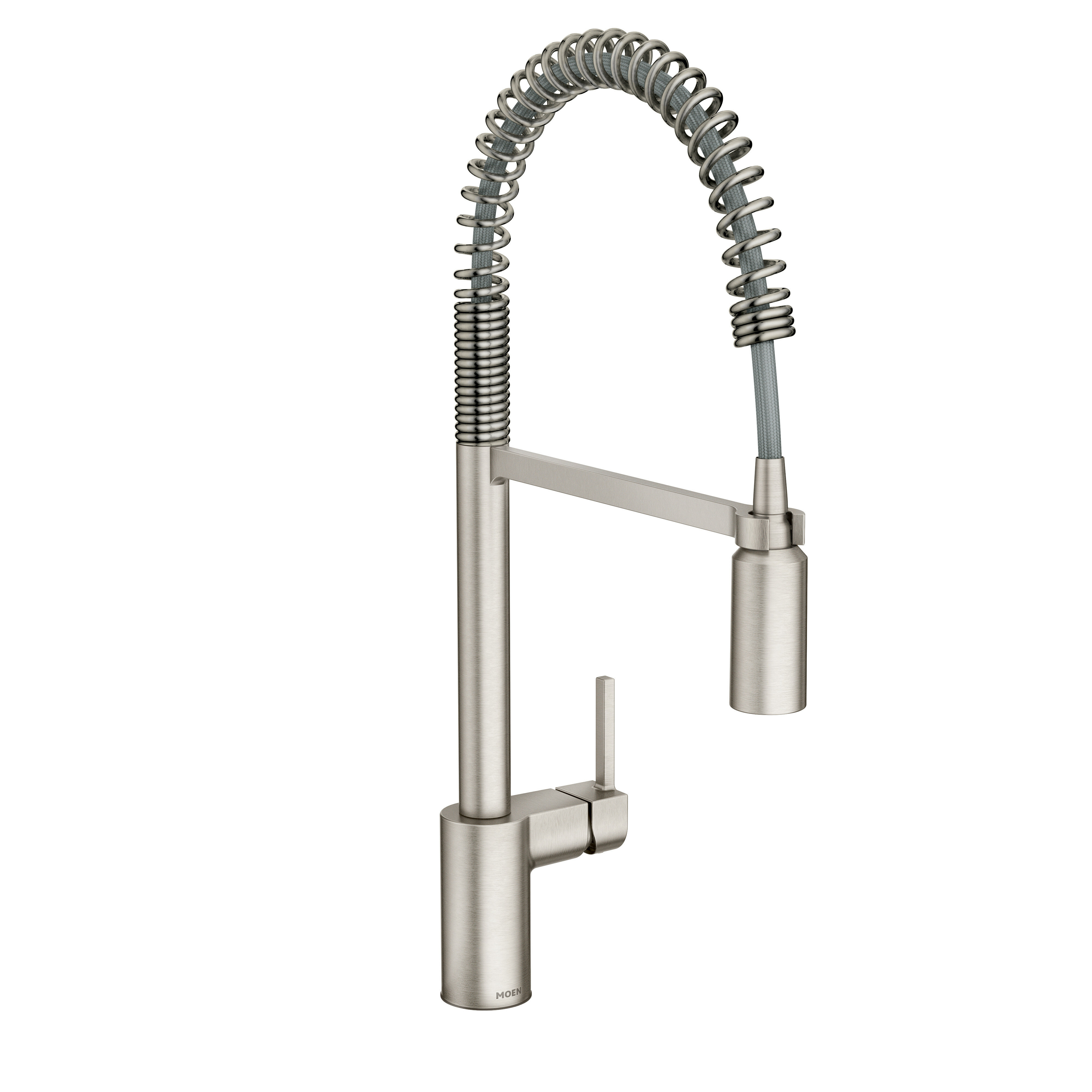 5923srs Moen Align Pull Down Single Handle Kitchen Faucet With