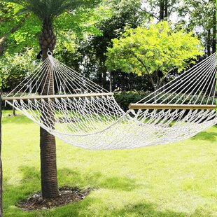 Menachem Swing Rope Double Tree Hammock