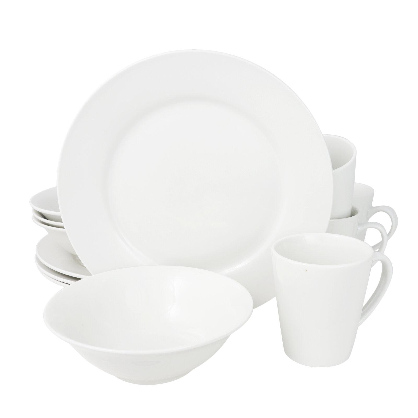 Porcelain Alcott Hill Dinnerware Sets You Ll Love In 2021 Wayfair
