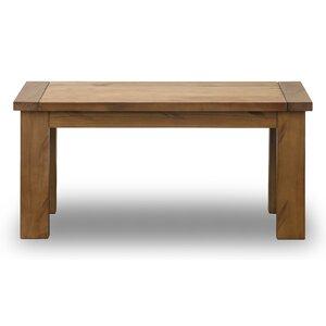 Sitzbank Bronte aus Holz von Woodhaven Hill