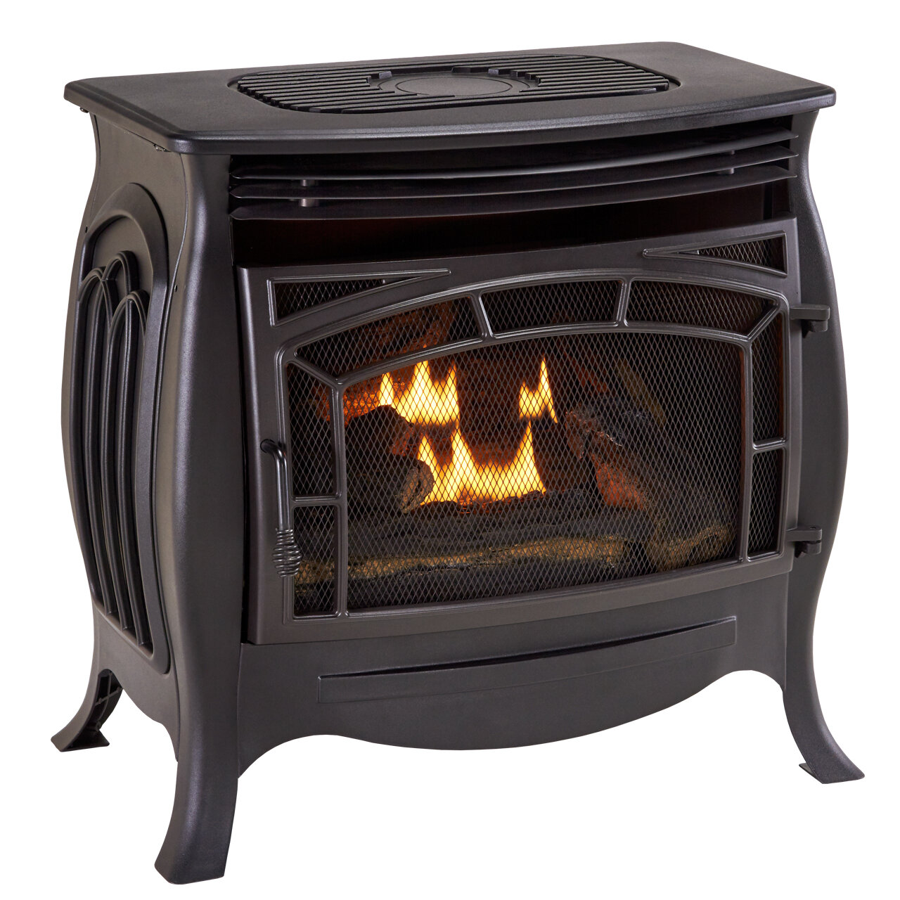 Duluth forge vent free natural gas propane stove wayfair