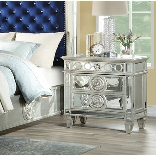 Order Elginpark 3 Drawer Nightstand By Rosdorf Park