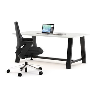 Vierra Desk And Chair Set by Orren Ellis Modern