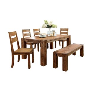 Bethanne 6 Piece Dining Set Hokku Designs