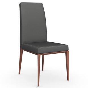 Bess Chair in Fabric - Denver Anthracite by Calligaris