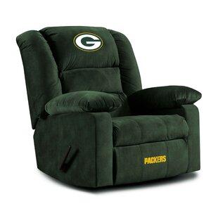 Green Packers Recliners Wayfair