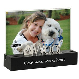 Pottsville Woof Picture Frame