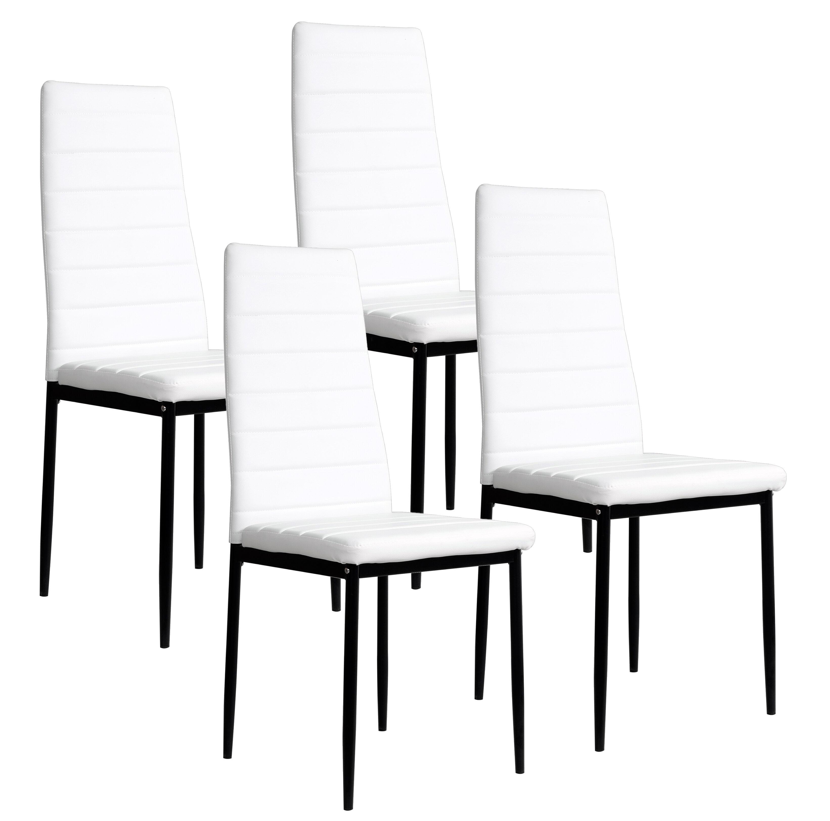 Orren Ellis Norene Upholstered Side Chair Wayfair