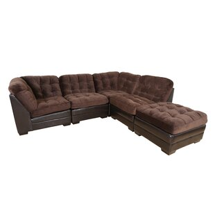 Morrison Modular Sectional with Ottoman