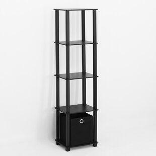 Reviews TNT No Tools Etagere Bookcase by Furinno