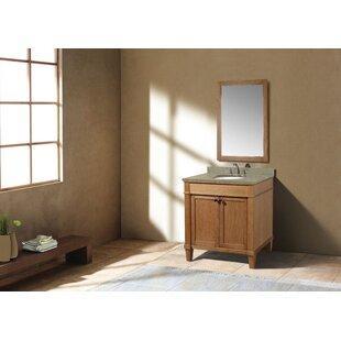 Cambridge 31 Single Bathroom Vanity Set by Empire Industries