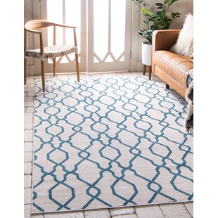 Jacque Cream Indoor/Outdoor Area Rug