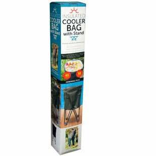 45 Can Insulated Cooler Bag with Stand