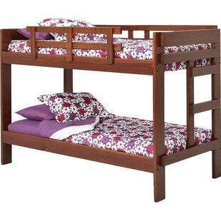 Check Prices Twin over Twin Bunk Bed by Chelsea Home Reviews (2019) & Buyer's Guide