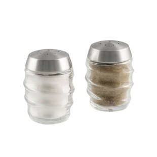 Bray Slat & Pepper Shaker Set (Set of 2)