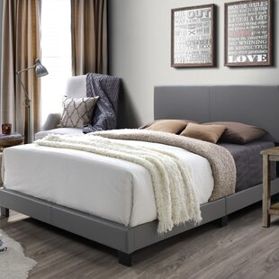Superb Colwell Queen Upholstered Panel Bed